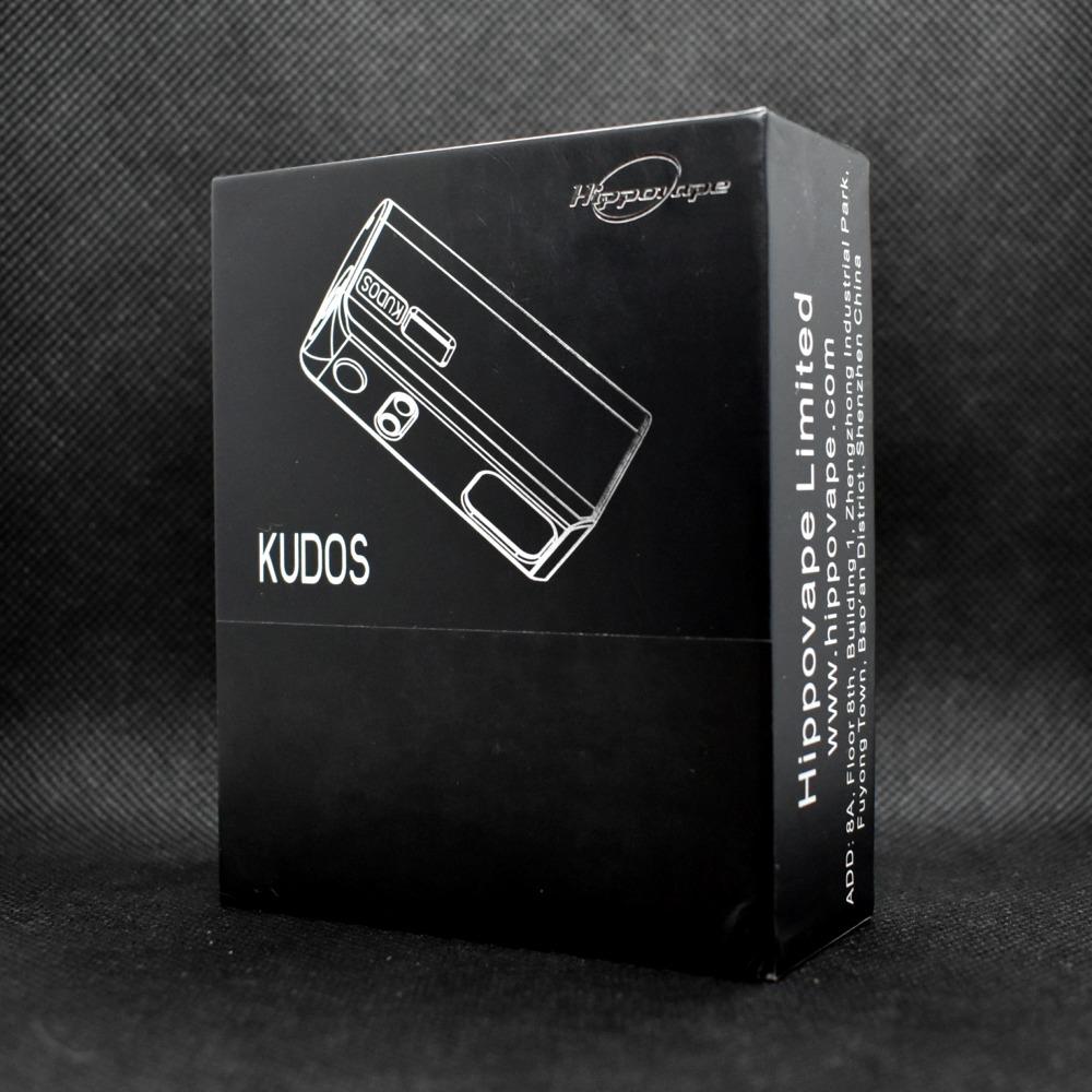 KUDOSテクニカルスコンカーの箱