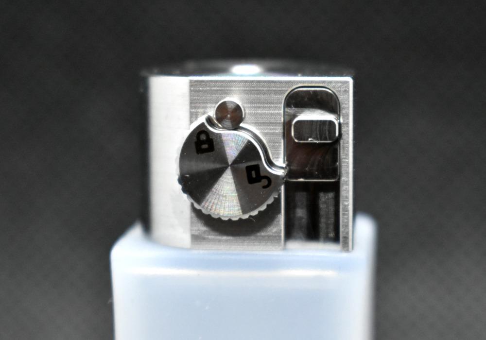 クドーステクニカルスコンカーリキッドボトルの機能