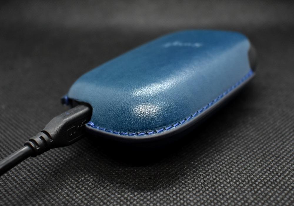 プルーム・エス専用レザーカバー USB充電