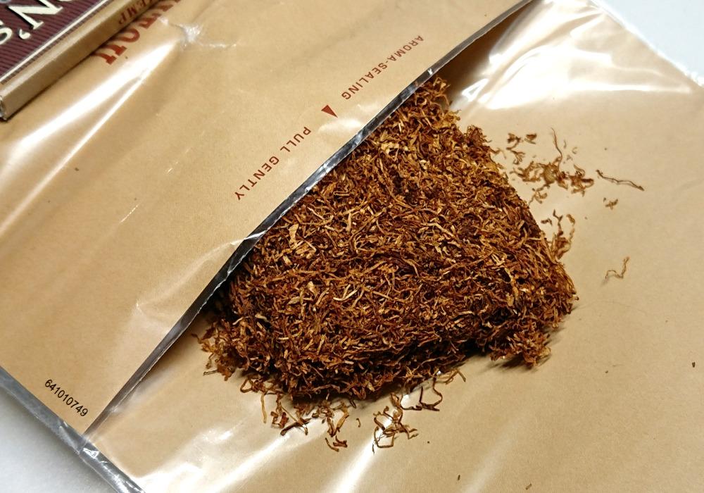 マニトウ・ゴールドのたばこ葉
