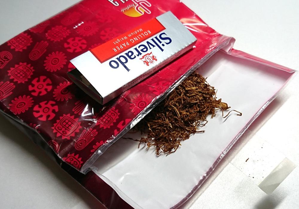 サーフサイド・テキーラサンライズ たばこ葉