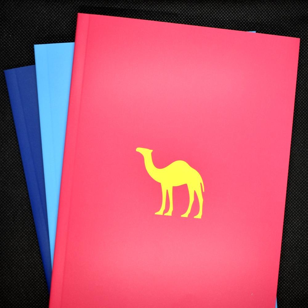 CAMEL オリジナルノート