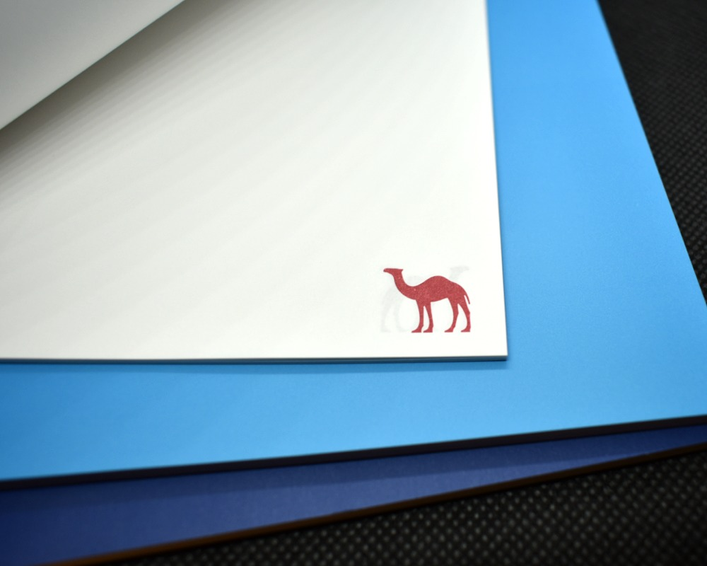 CAMELオリジナルノート