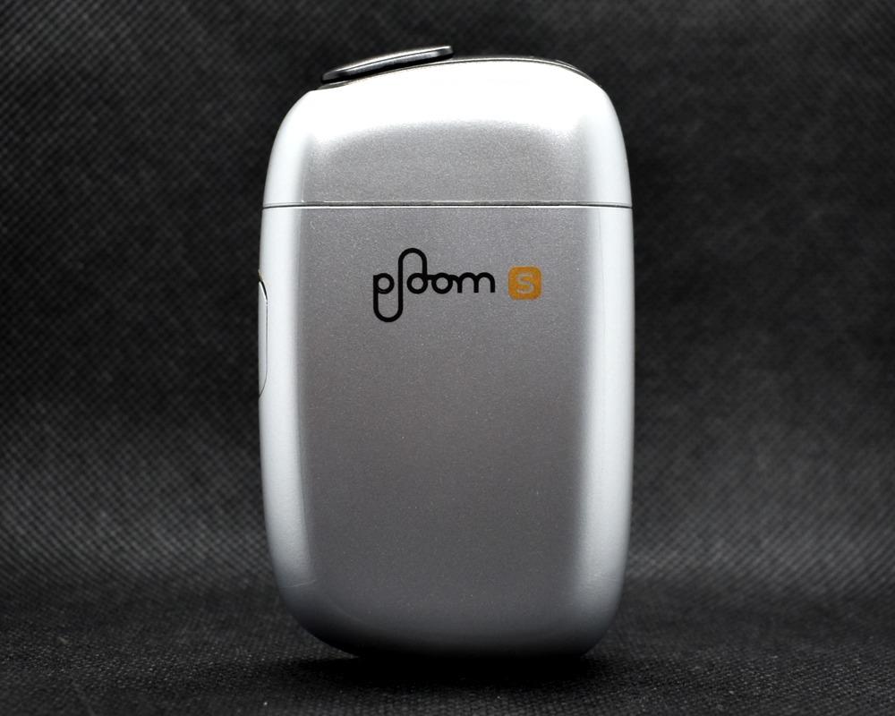 Ploom S 2.0 ICE SILVER(プルーム・エス2.0アイスシルバー)