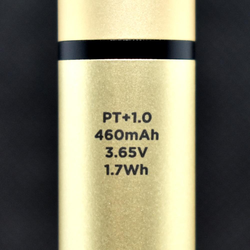 プルームテックプラス・シャンパンゴールドの本体型番画像