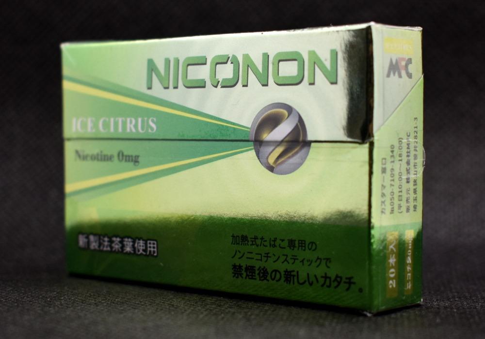 NICONON,ICE CITRUS,アイスシトラス画像