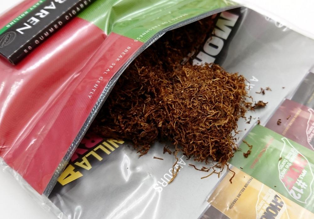 シャグ,チョイスダブルアップル,たばこ葉画像