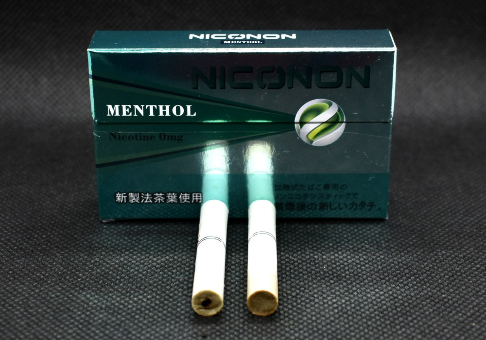 NICONON MENTHO,ニコノン メンソール,アイコス互換機,プルームエス