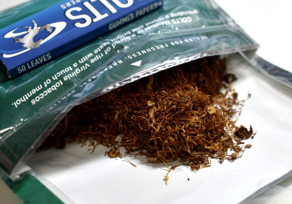 コルツ・クリアメンソール,COLTS CLEAR MENTHOL,たばこ葉画像