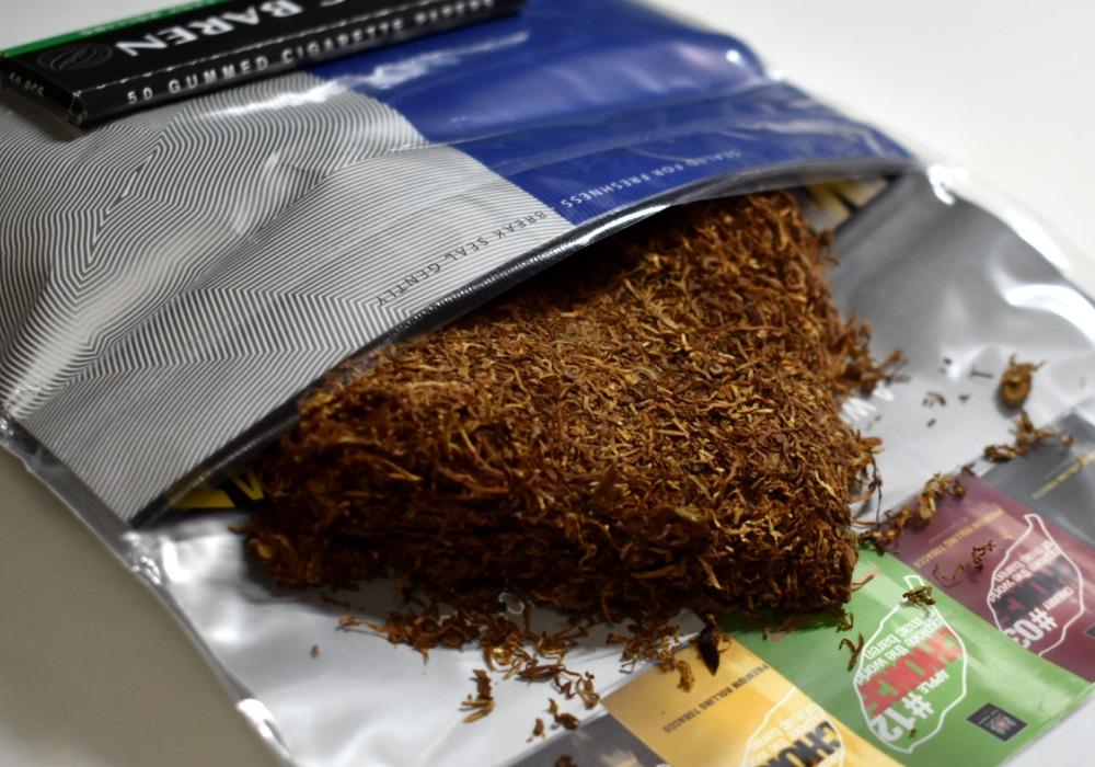 シャグ,チョイスブースター,たばこ葉