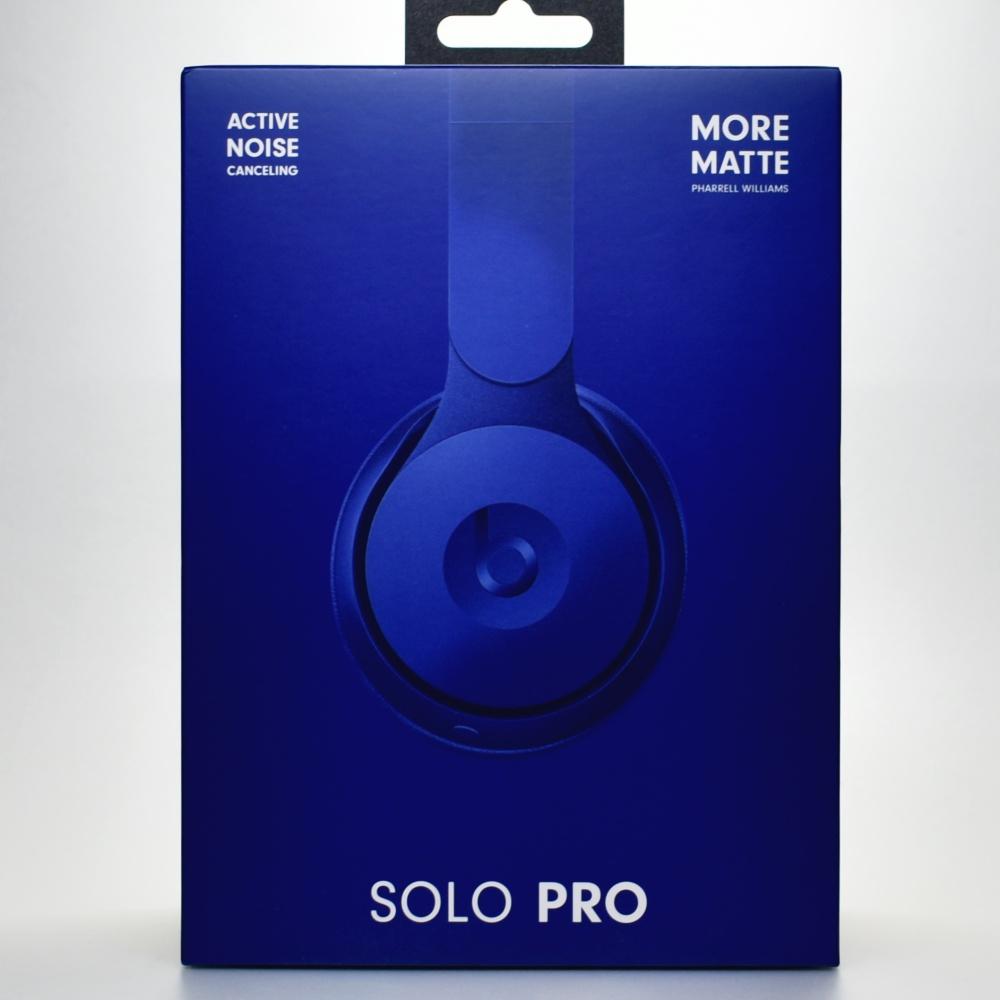 Beats,Solo Pro,ヘッドホン,箱