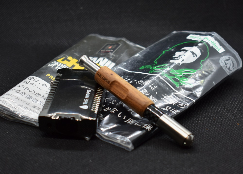 The Hippie Pipe,シャグ