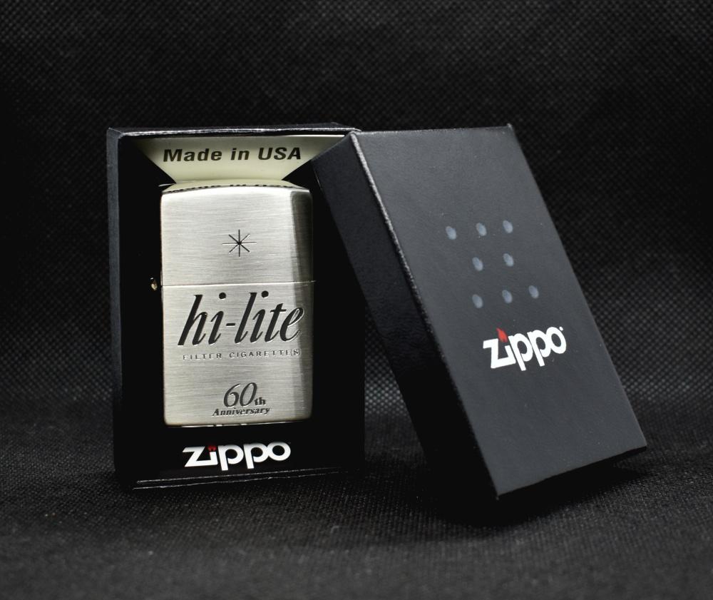 ハイライト60周年記念 zippo