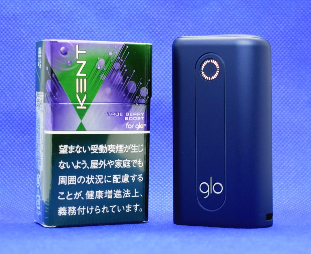 glo hyper(グローハイパー)1st edition,480円