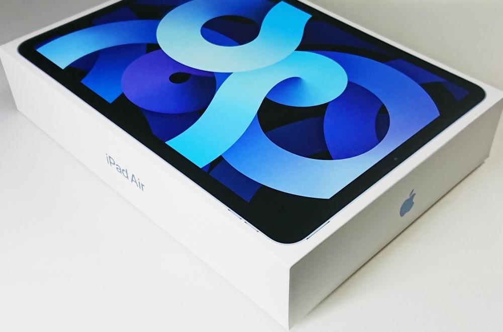 iPad Air,第4世代,スカイブルー,箱