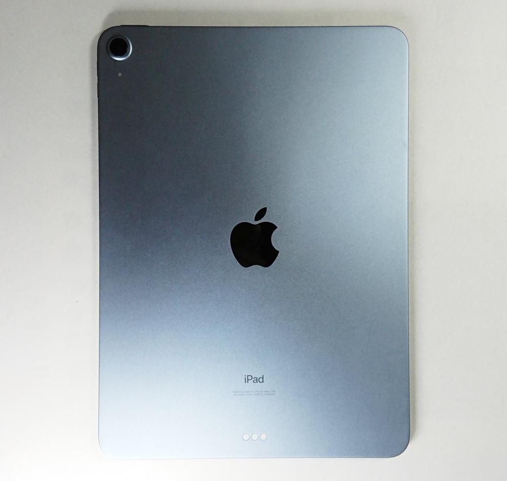 iPad Air,第4世代.スカイブルー