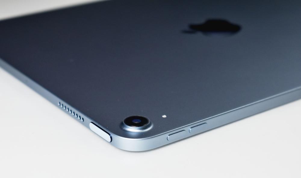 iPad Air,第4世代,スカイブルー