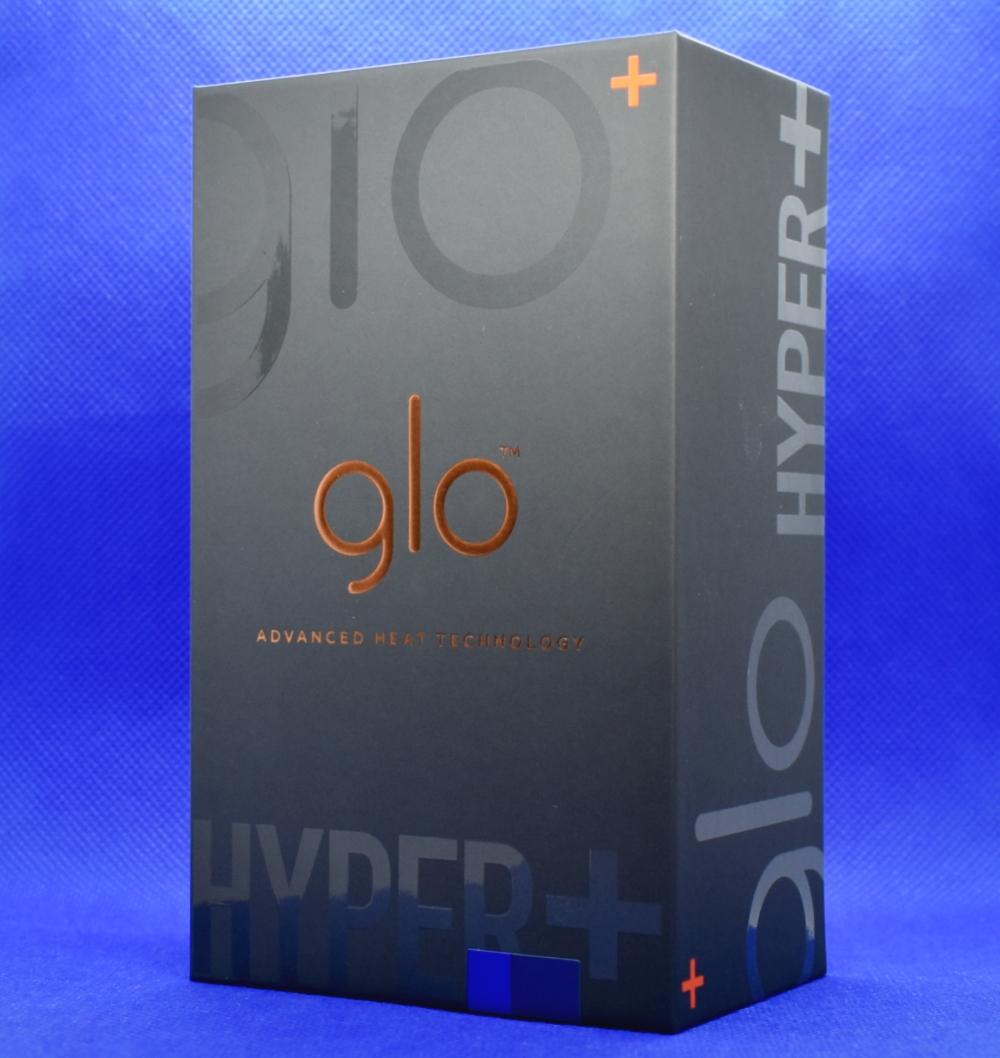 グローハイパープラス,glo hyper plus,箱
