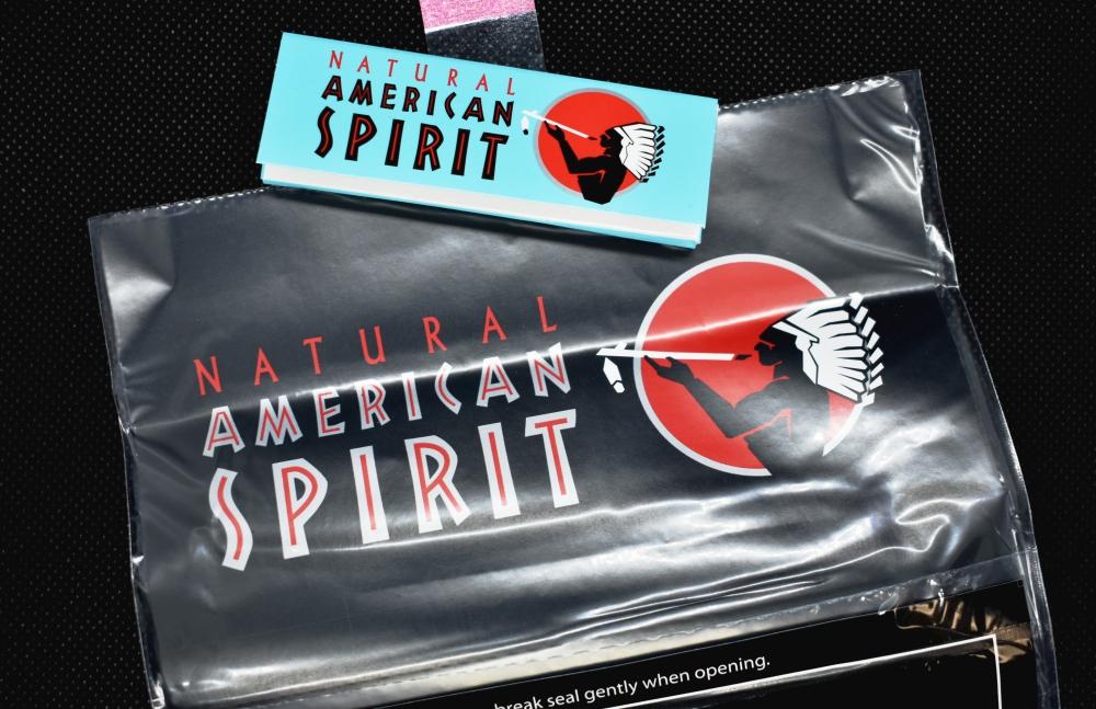 ナチュラル・アメリカン・スピリット・ペリック・ブレンド,NATURAL AMERICAN SPIRIT PERIQUE,シャグ