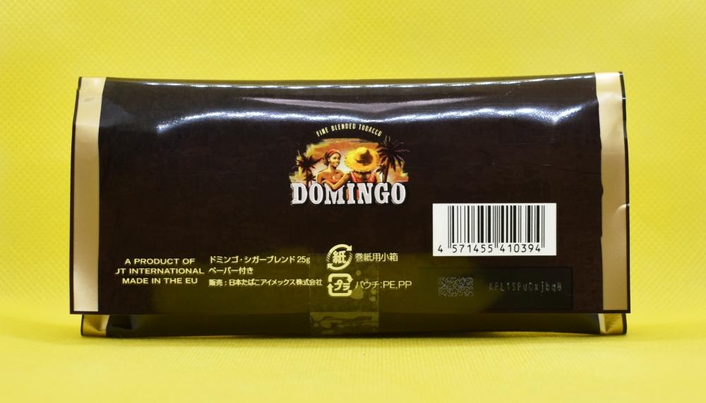 ドミンゴ・シガーブレンド,DOMINGO Ciger Blend,シャグ