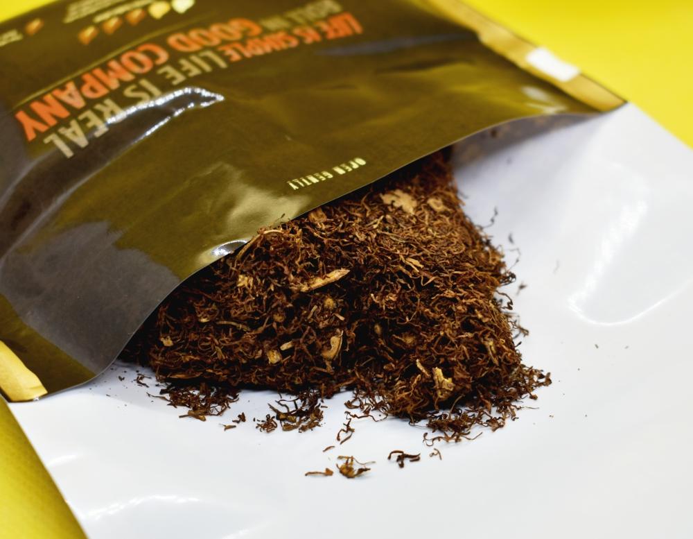 ドミンゴ・シガーブレンド,DOMINGO Ciger Blend,たばこ葉