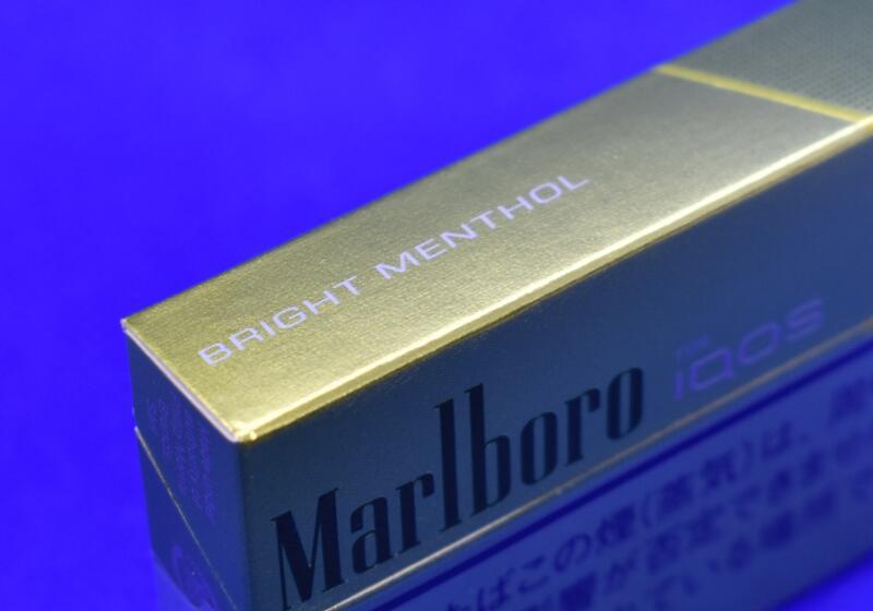 アイコス・マールボロ・ブライトメンソール,Marlboro BRIGHT MENTHOL