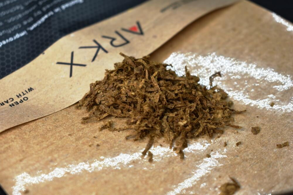 アークエックスのタバコ葉,シャグ