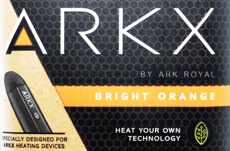 アークエックス,ブライトオレンジ,BRIGHT ORANGE