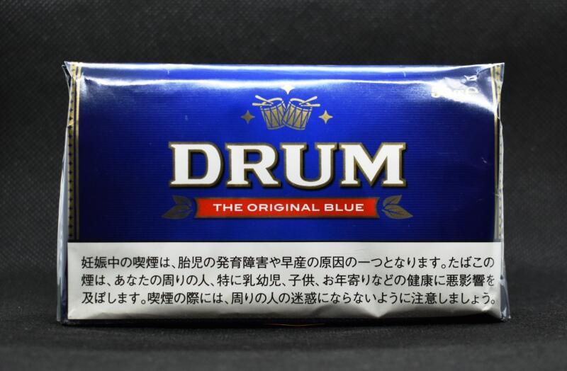 ドラム・オリジナル・ブルー,DRUM THE ORIGINAL BLUE