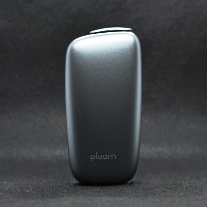 プルームエックス,Ploom X,背面