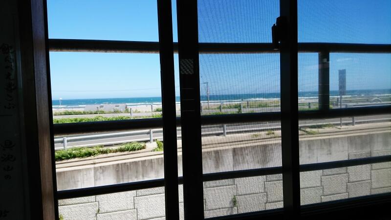 いさびり食堂,店内,九十九里浜