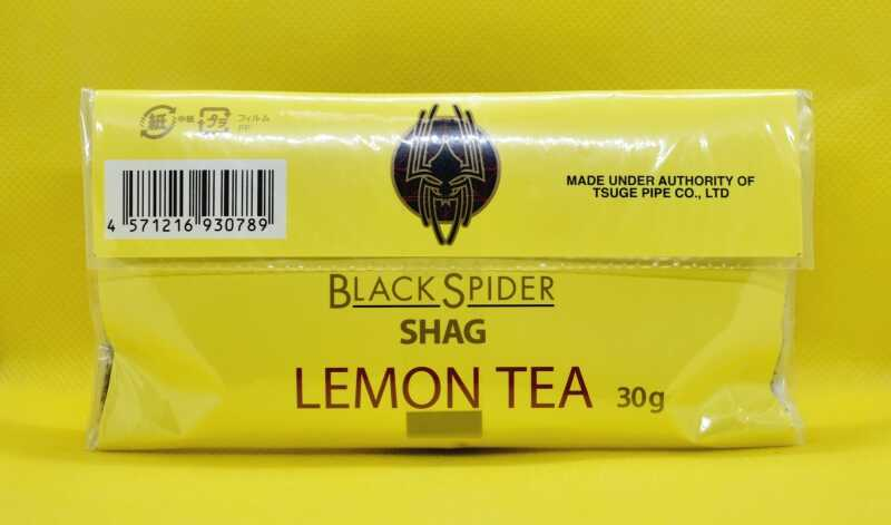 ブラックスパイダー・シャグ・レモンティー,BLACK SPIDER LEMON TEA