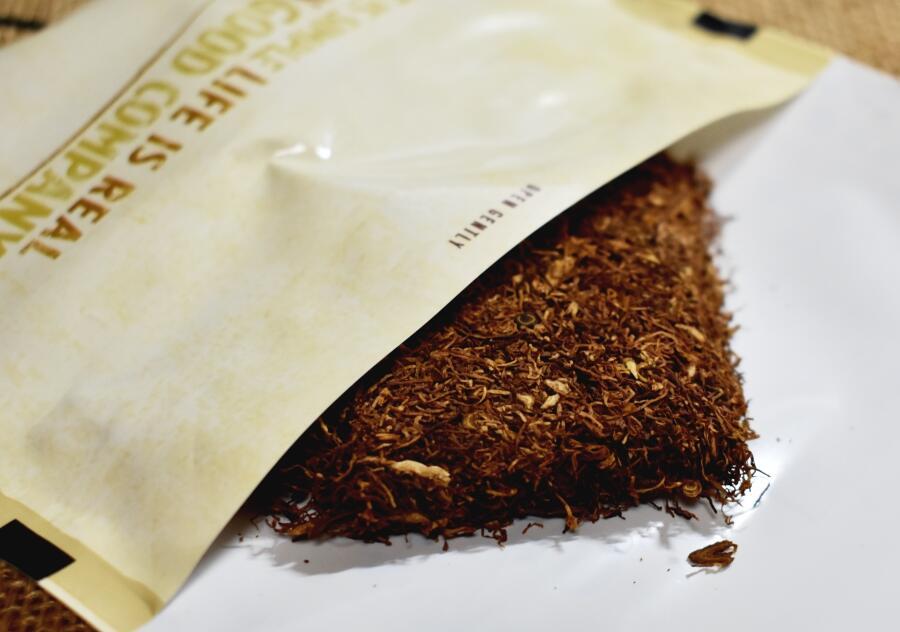 ドミンゴ・バニラ,DOMINGO Vanilla,たばこ葉