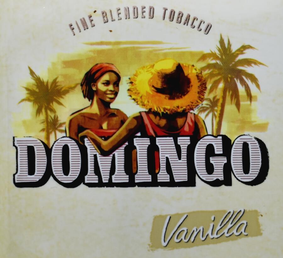 ドミンゴ・バニラ(DOMINGO Vanilla)