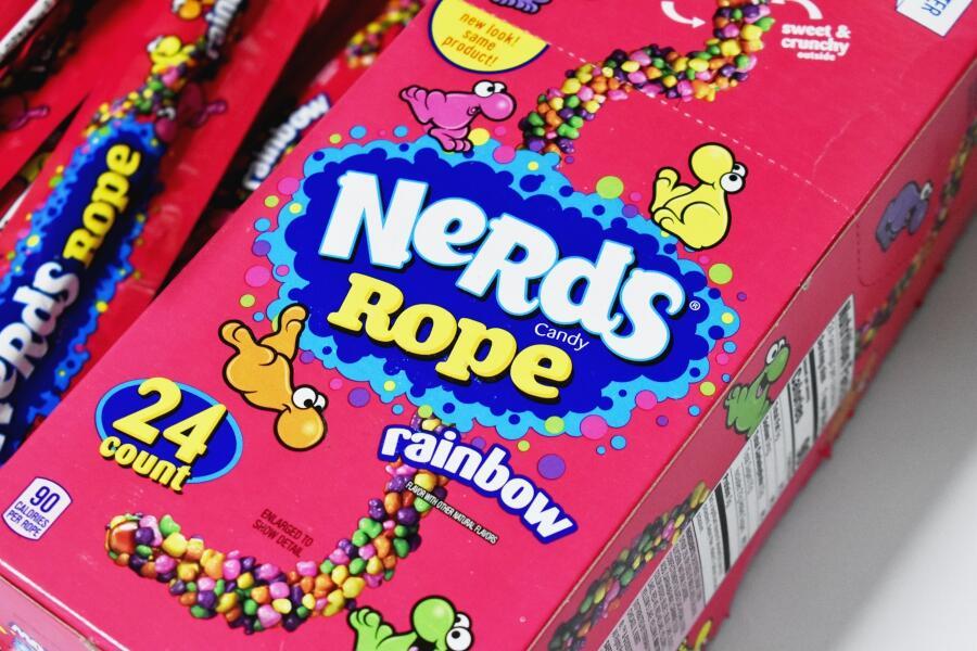 ナーズロープ・レインボー(NeRds Rope rainbow),箱