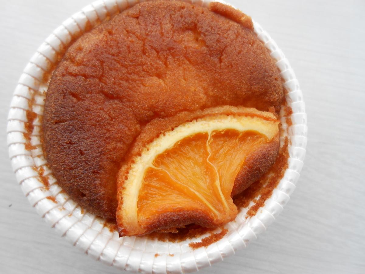 アーモンドオレンジ(開封後)