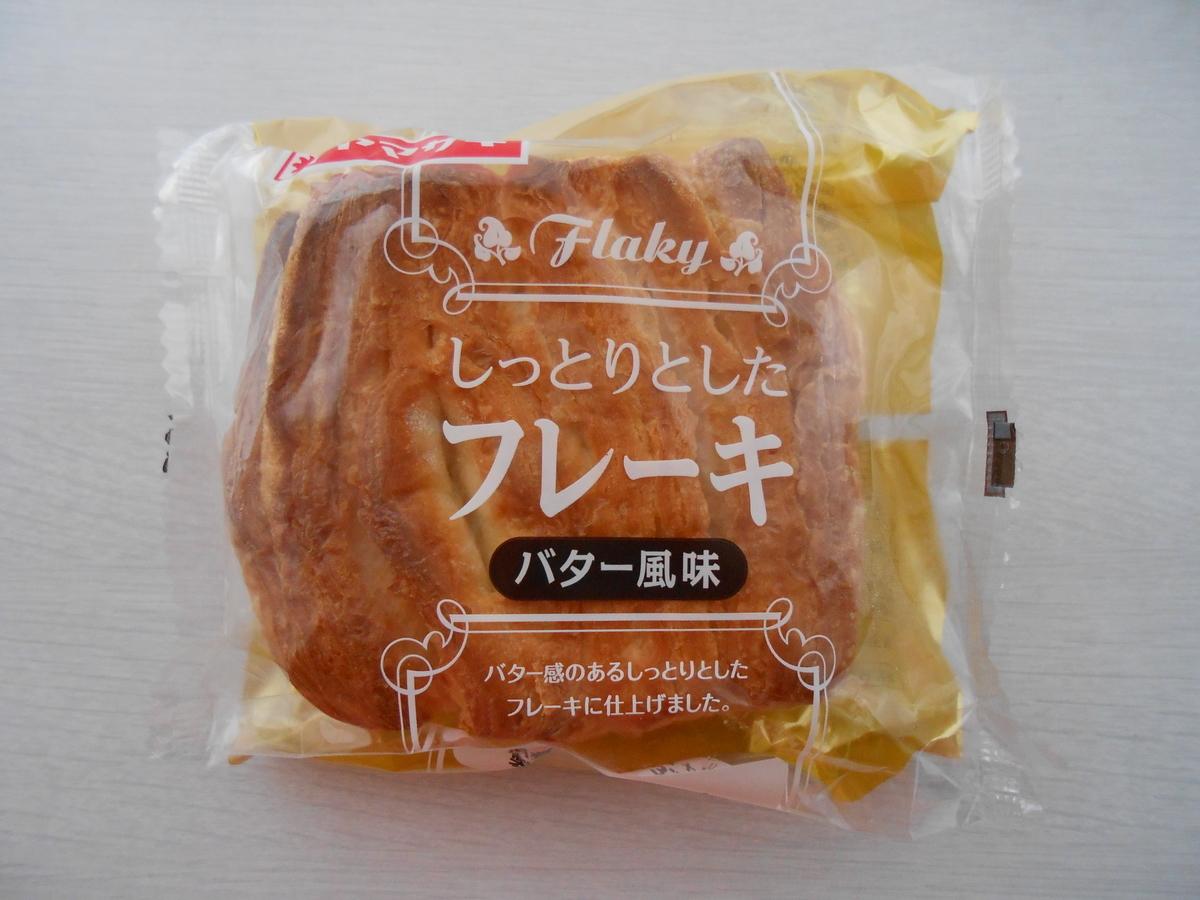 ヤマザキ しっとしとしたフレーキ(バター風味)