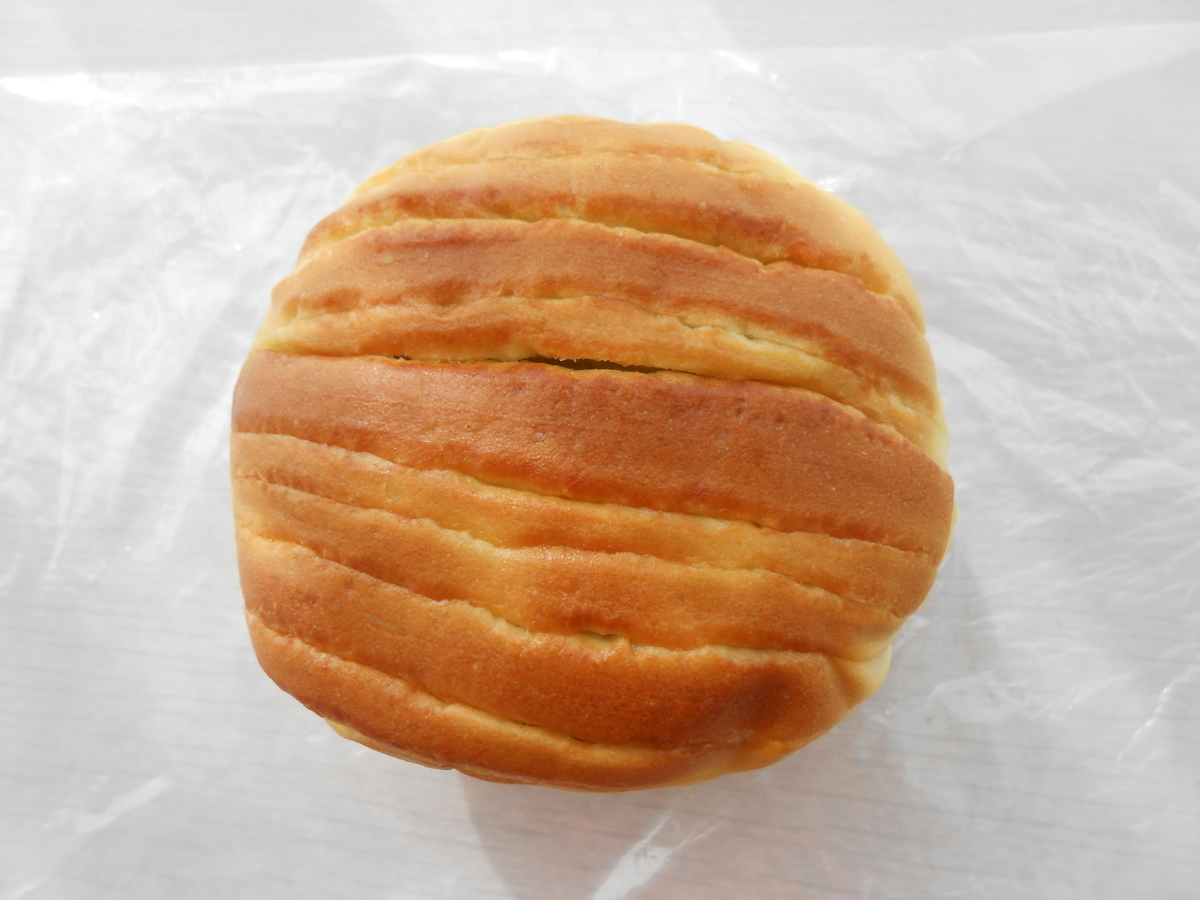 デイプラス 天然酵母パン メロン 開封後