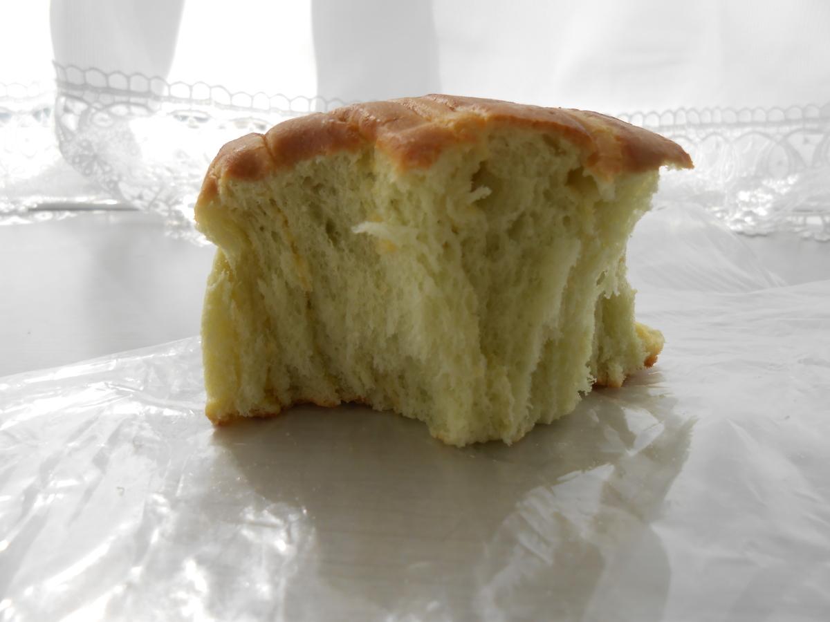デイプラス 天然酵母パン メロン 断面