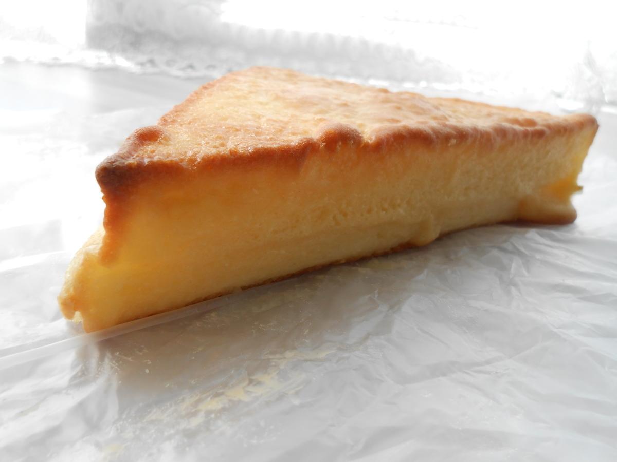 チーズトースト リトルマーメイド 側面