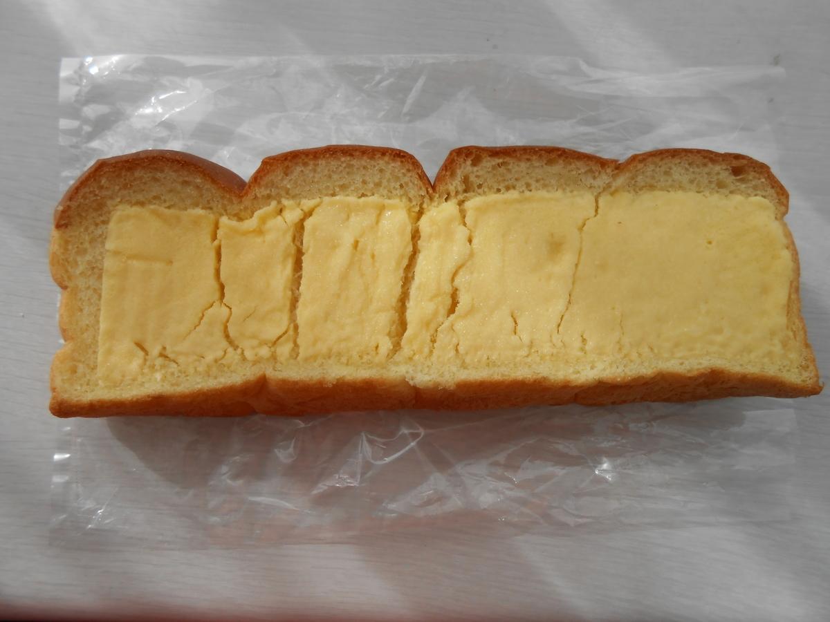 ちぎれるシュガーマーガリンのパン ファミマ 開封後