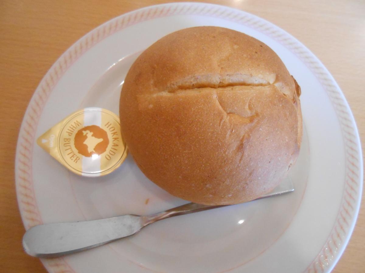 ランチのパン ジョイフル