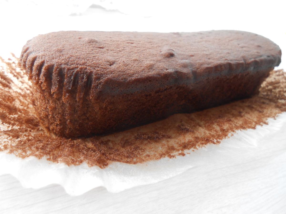 ヤマザキ ショコラケーキ 側面