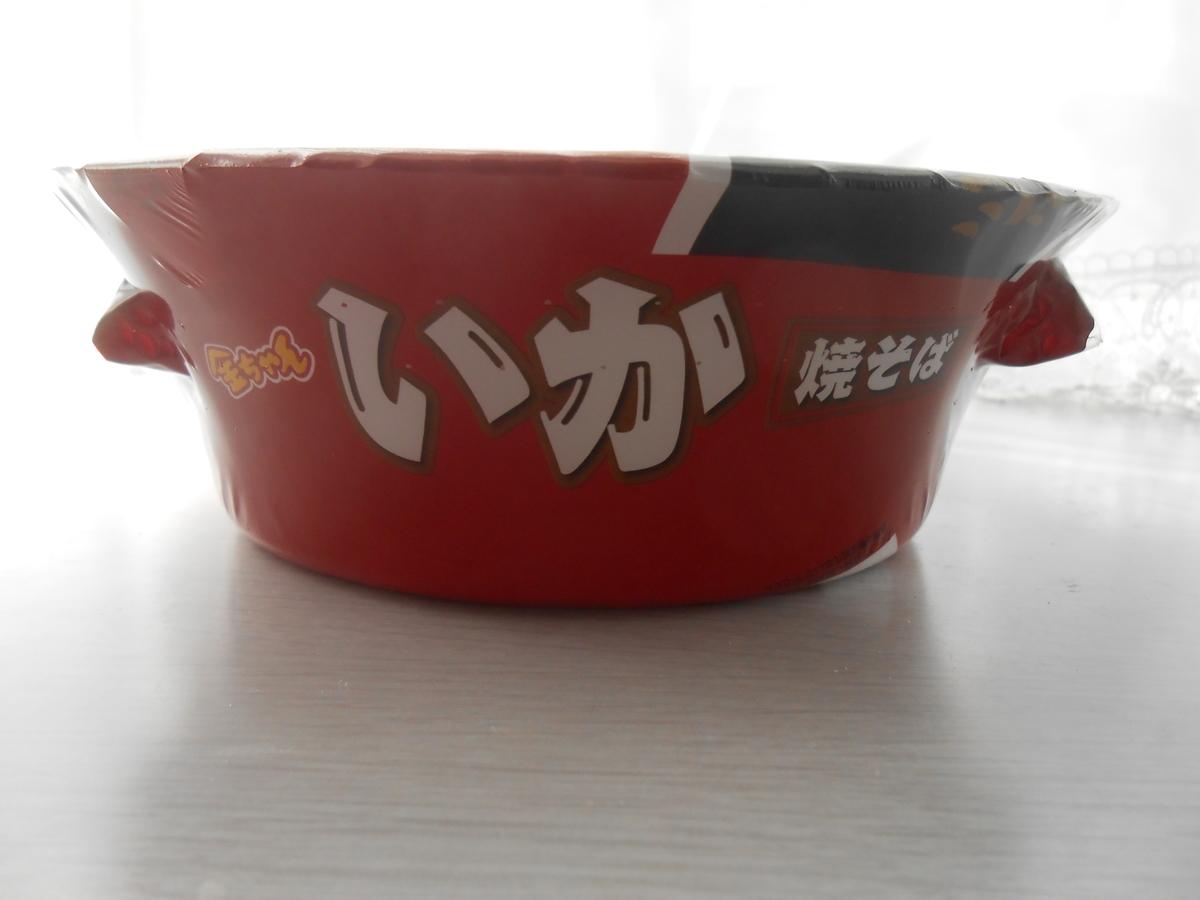 徳島製粉 金ちゃんいか焼きそば 縦