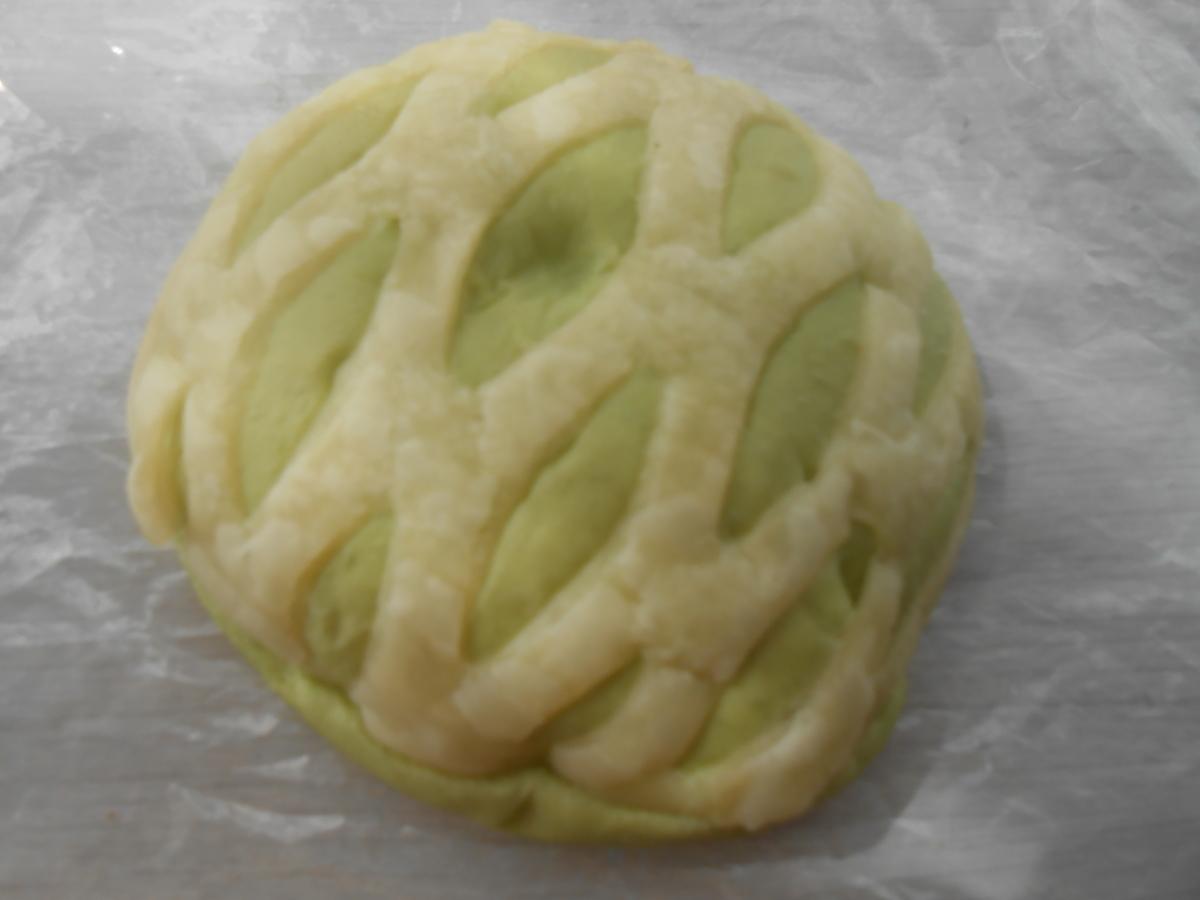 第一パン 冷やしてもおいしいクラウンメロンパン 開封後