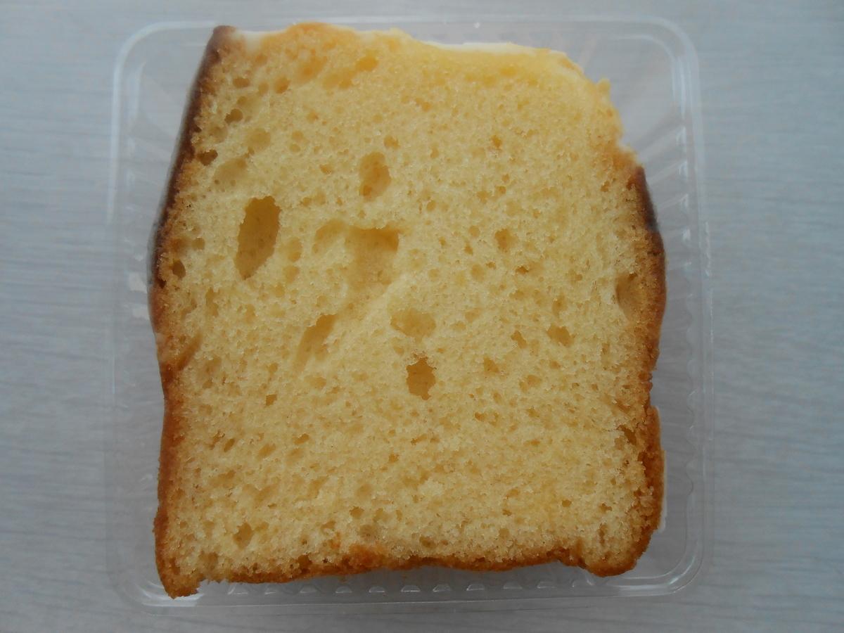 オイシス 淡路島牛乳パウンドケーキ 開封後
