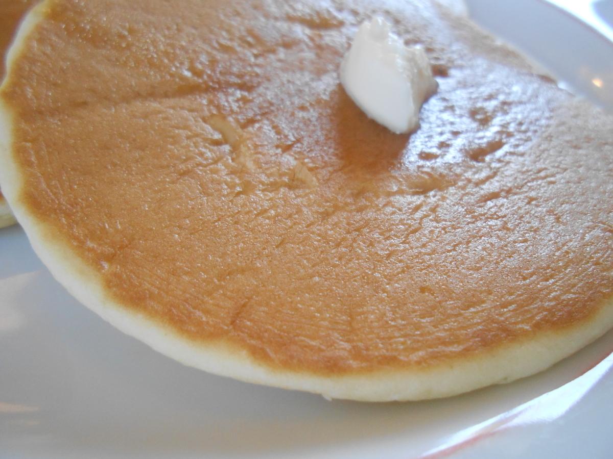 ジョイフル バターミルクパンケーキ 3
