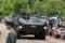 装輪装甲車。