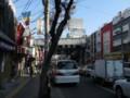 鶴橋駅ガード下。