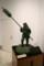 陸の布団爆弾、海の爆槍。